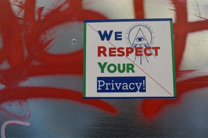 Privacy graphic