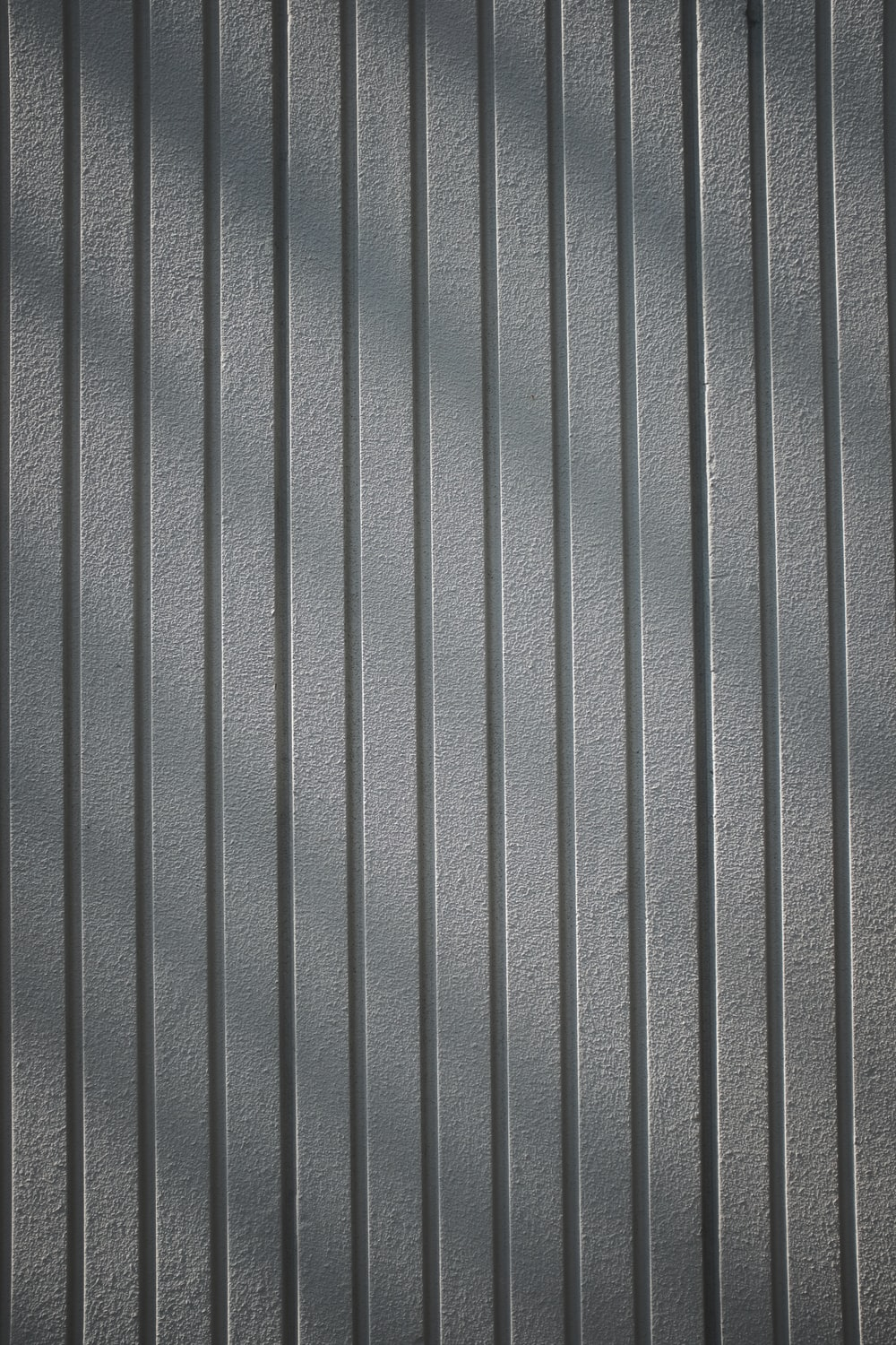black and gray striped textile