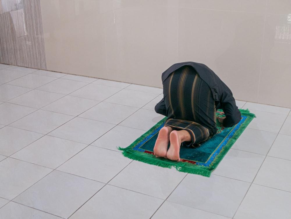 adab muslim terhadap dirinya