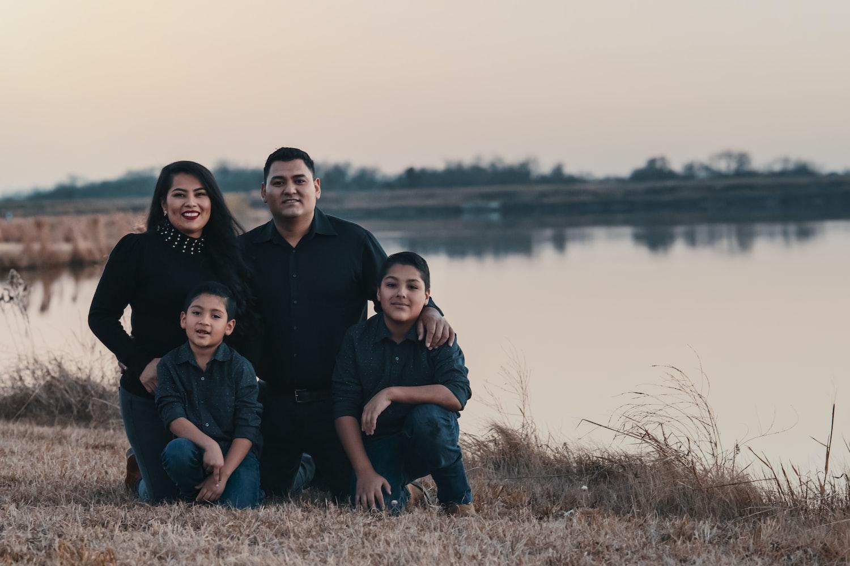 tips foto keluarga
