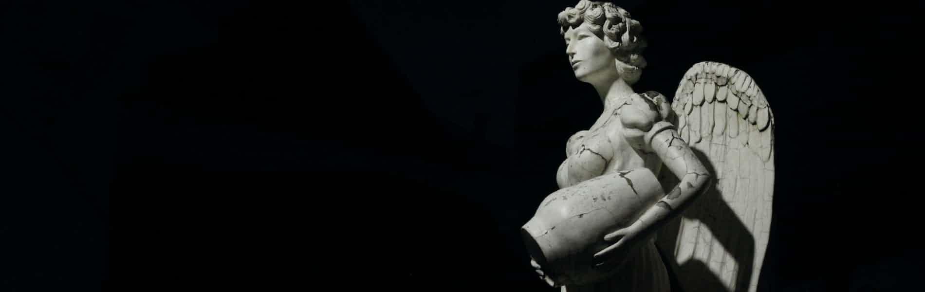 המלאך כנקודת 'אמר בלבו': קריאה באלגיות דואינו לר.מ. רילקה