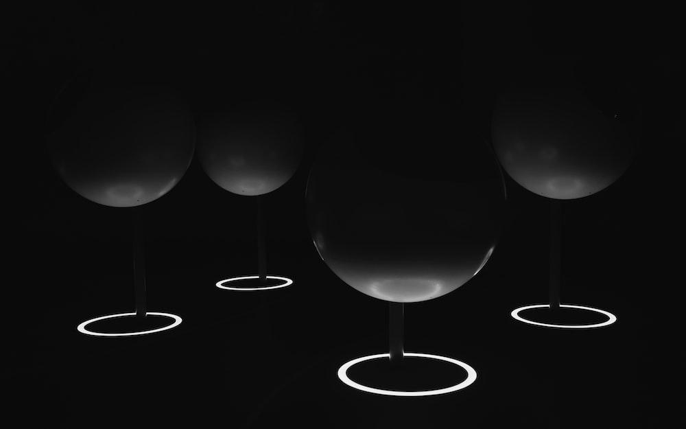 black and white heart illustration