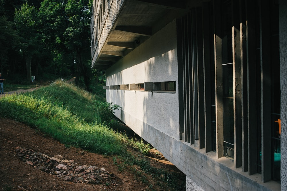 white concrete bridge during daytime