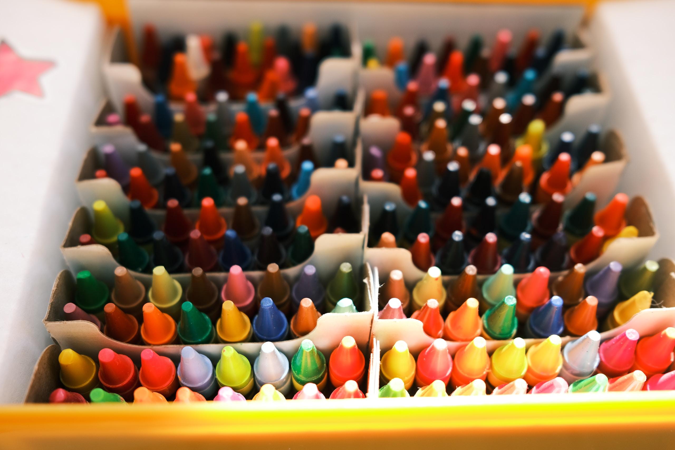 multi colored plastic bottle cap