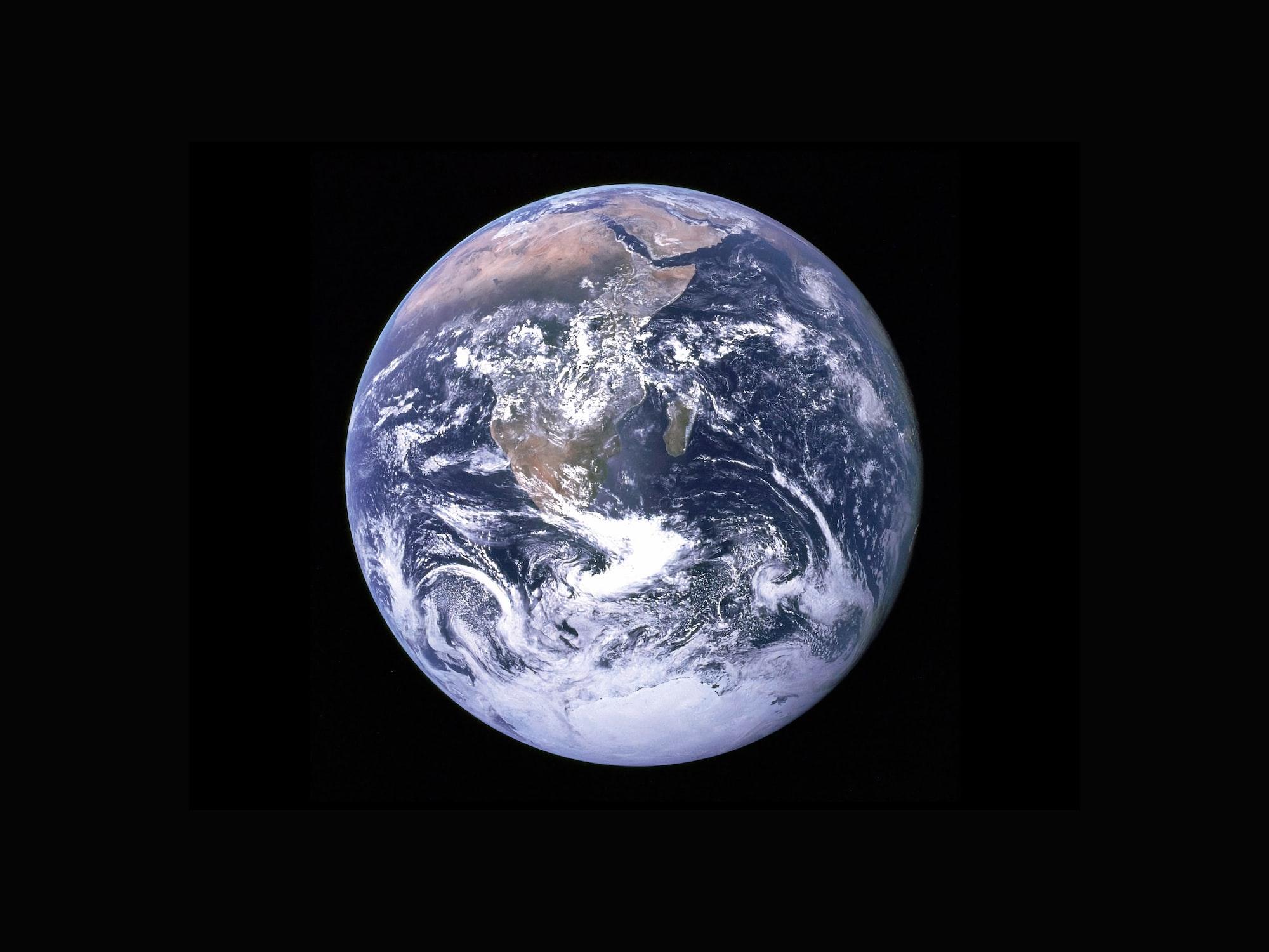 Stream A Perfect Planet by David Attenborough on BBC iPlayer