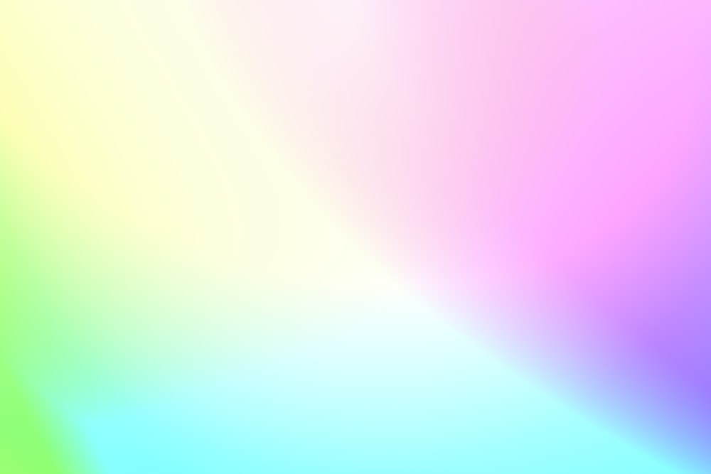 blue pink and yellow light