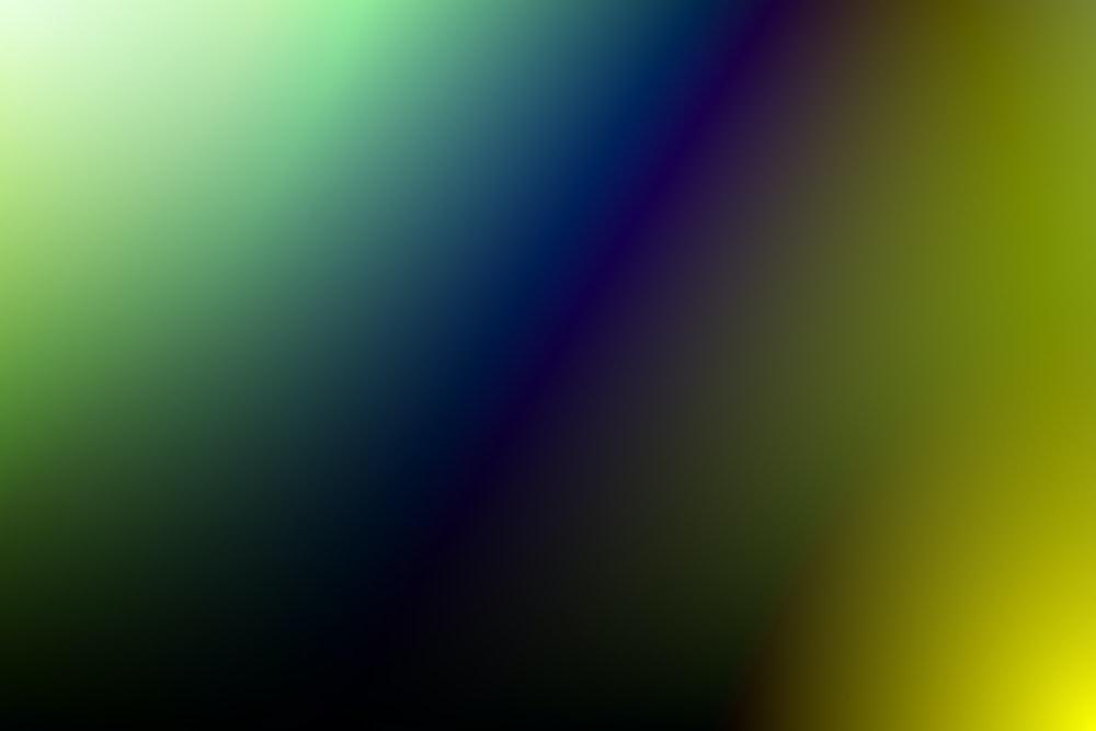 purple light on green background