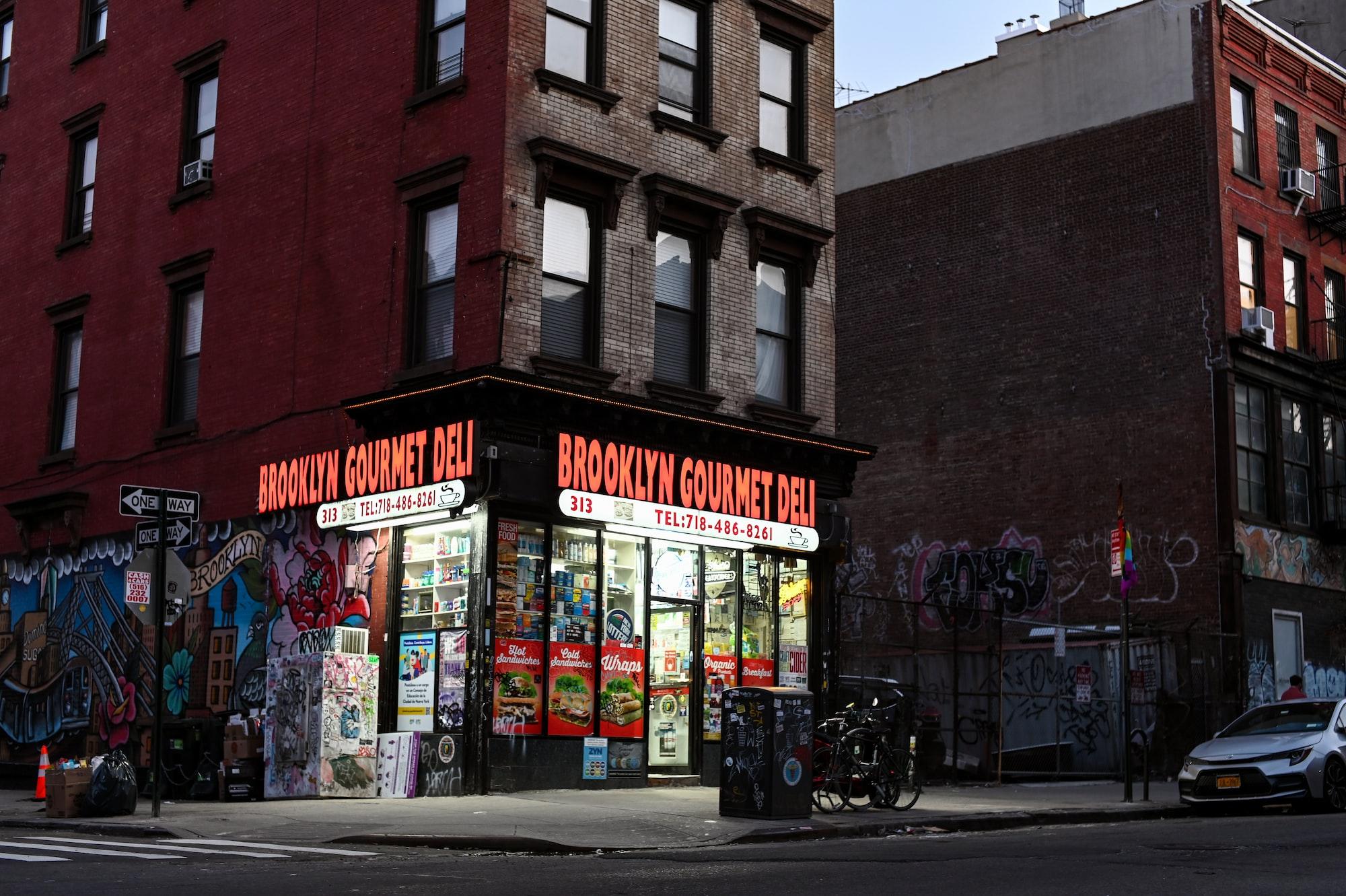 Bodega Brooklyn