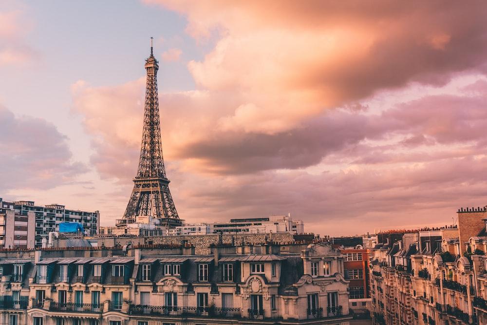 eiffel tower in paris during daytime