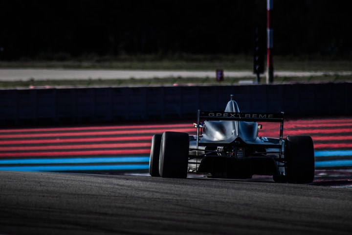 A Brief History of the French Grand Prix.