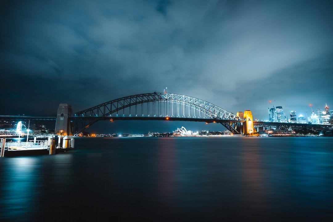 Bridge Over Body of Water During Night Time - unsplash