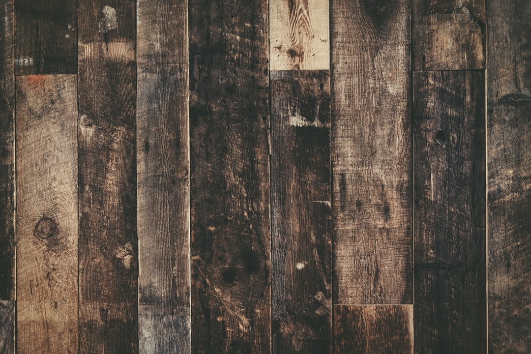 Wooden Background - unsplash