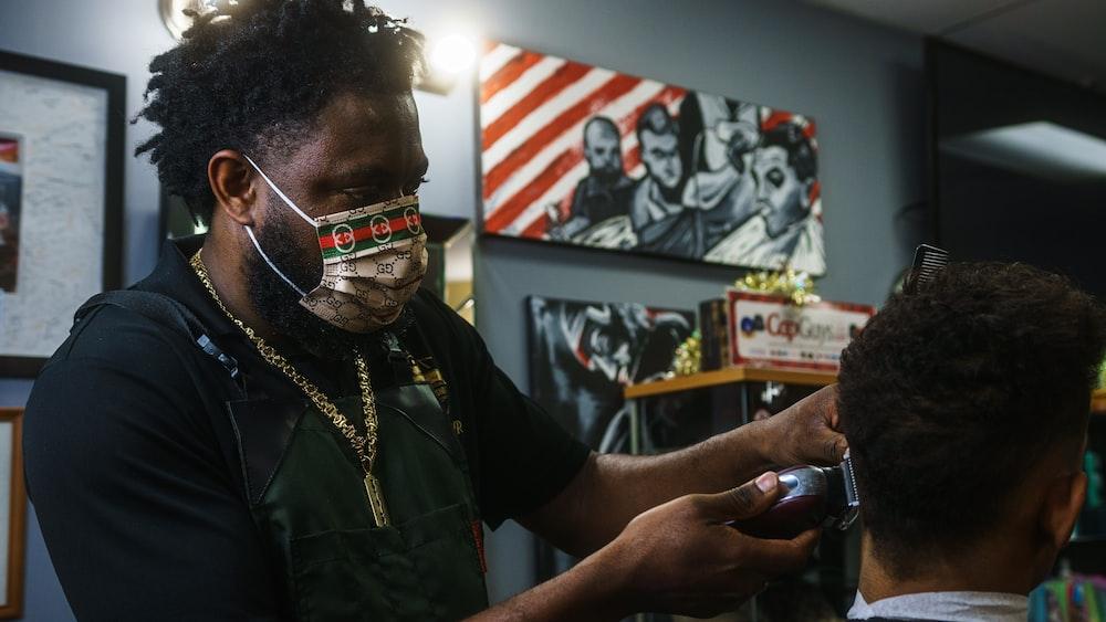 Regular barber trips promote healthy hair