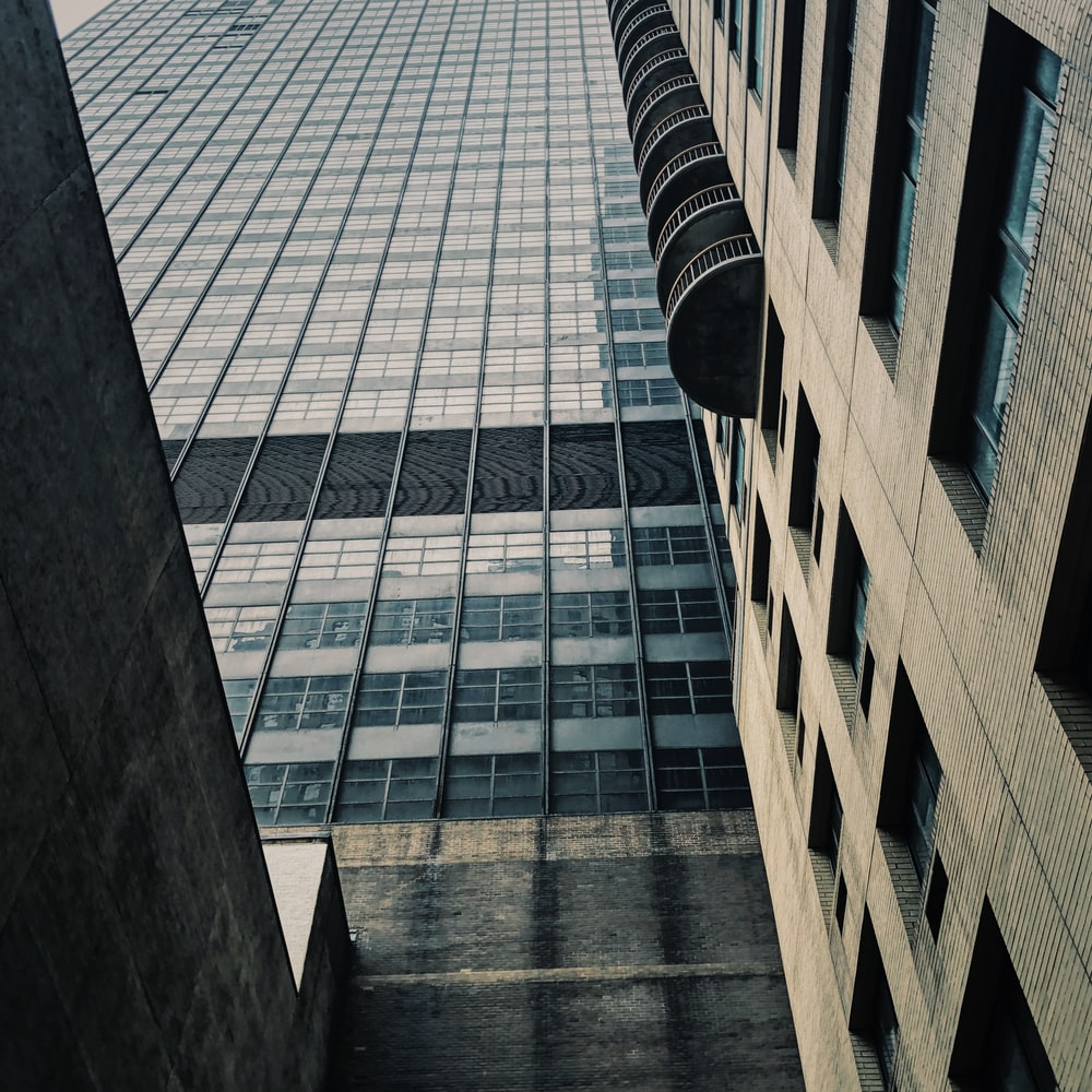 grey concrete building during daytime