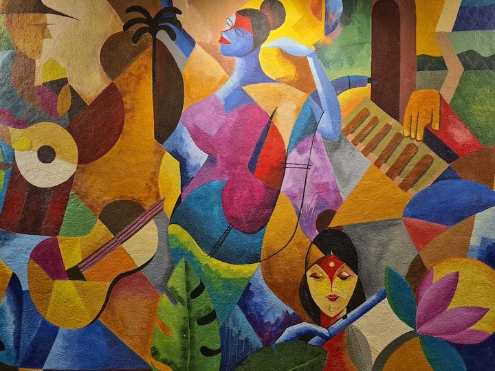 Spiritual Liberation Through Creation