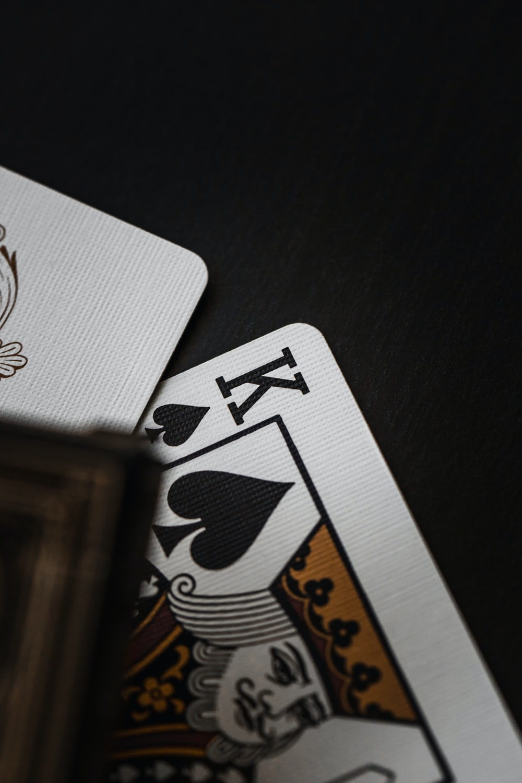 jack of spade playing card