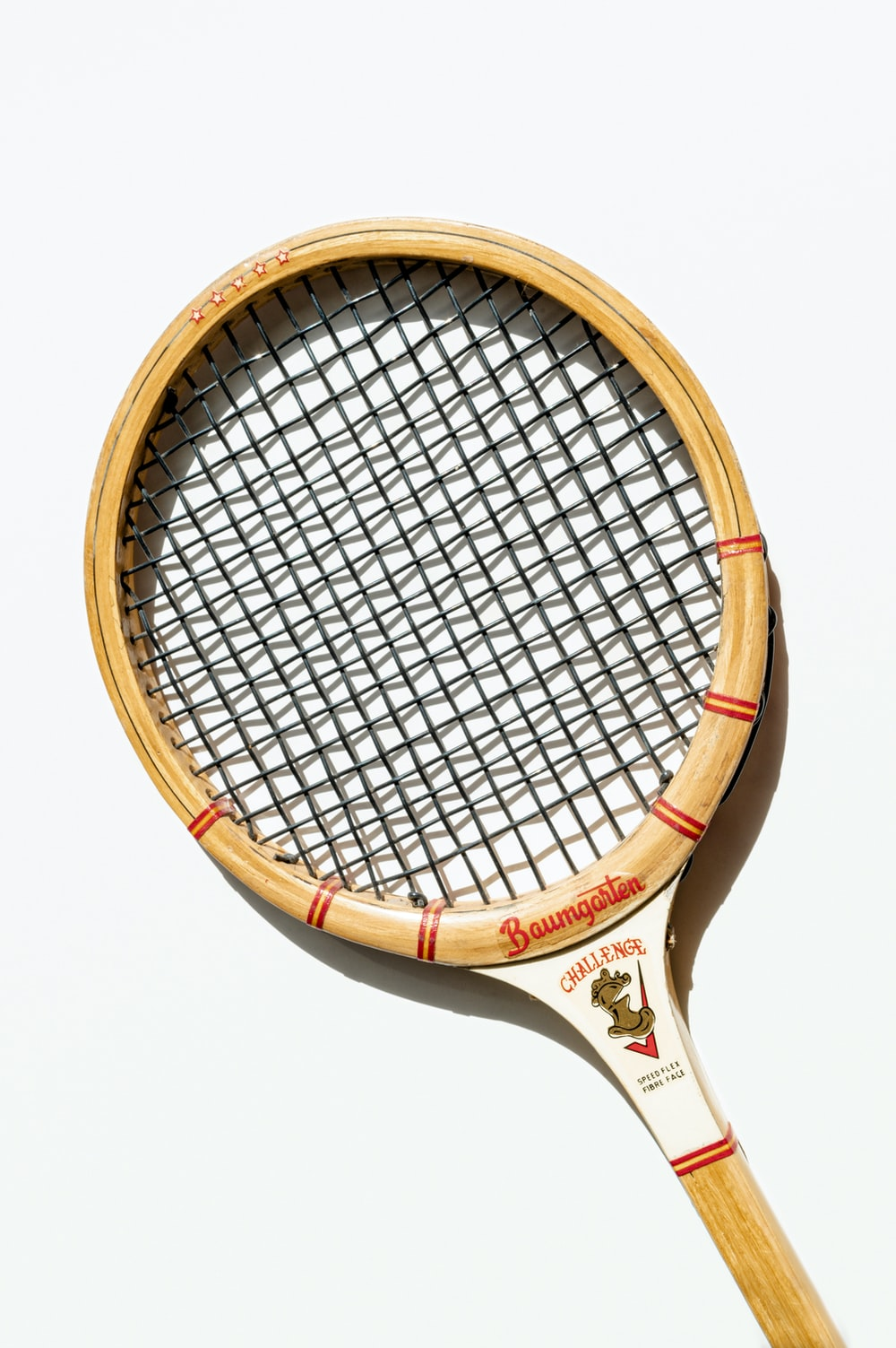 brown and black electric fly swatter