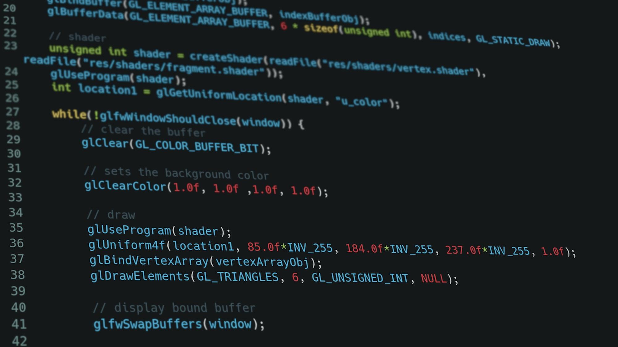 Lambdas in C++