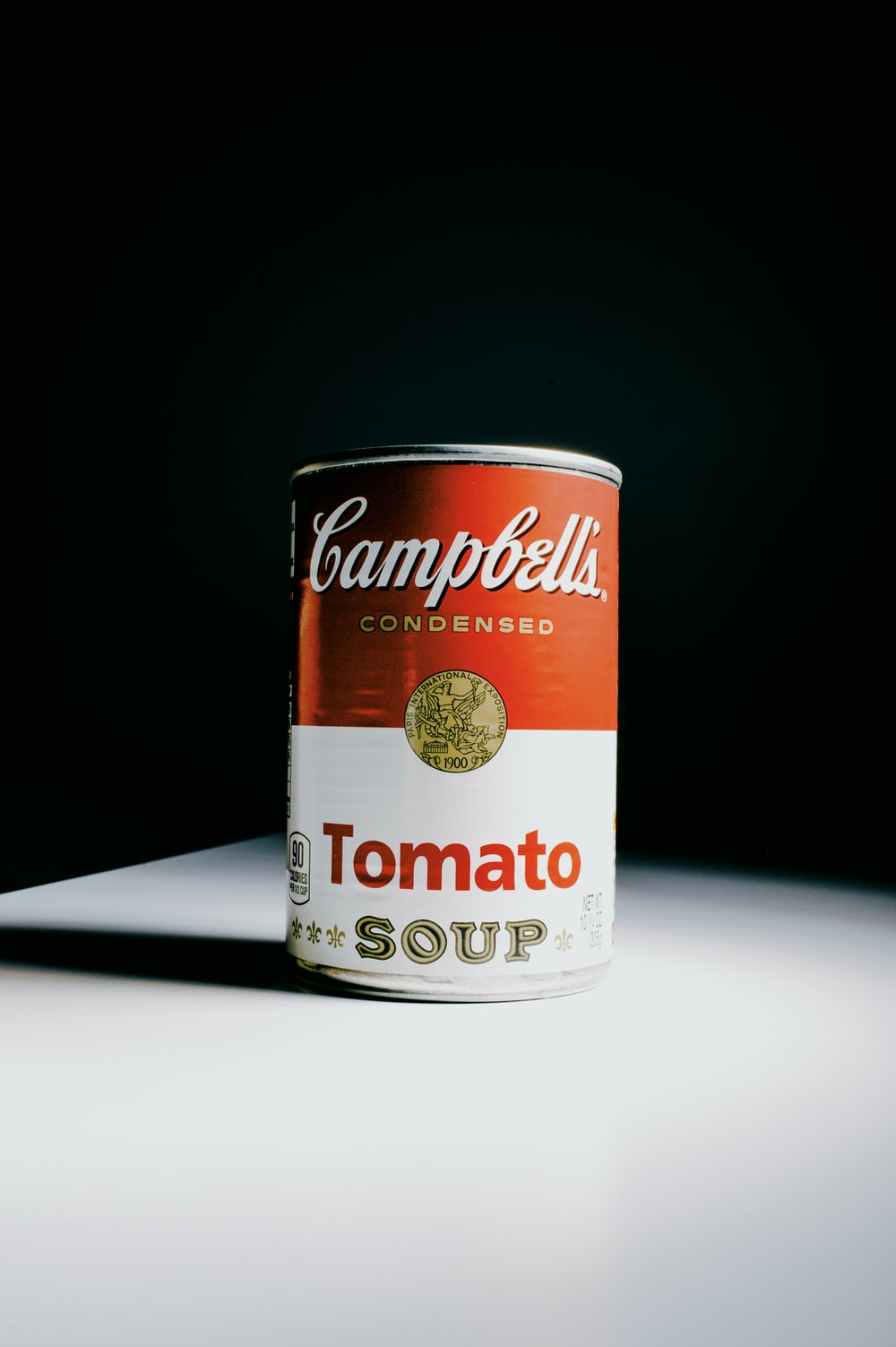 campbells chicken noodle soup can