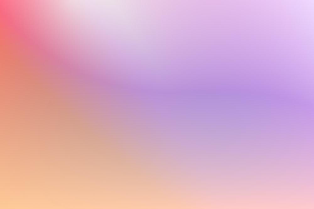 purple blue and orange color