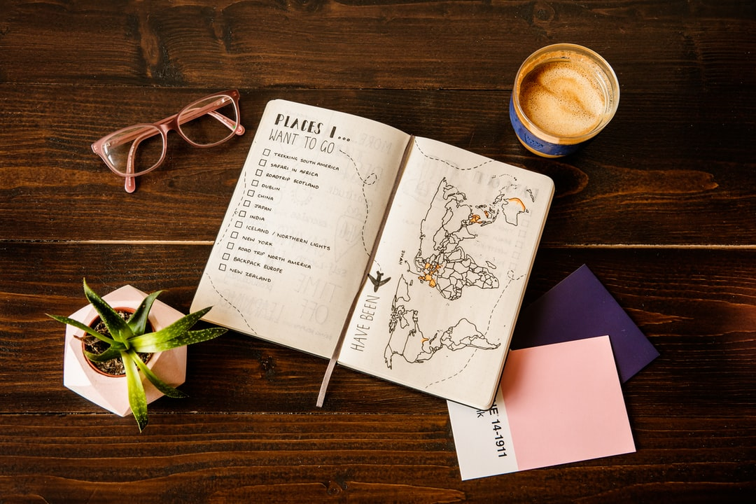 Places I want to go... a travel planning bucket list!