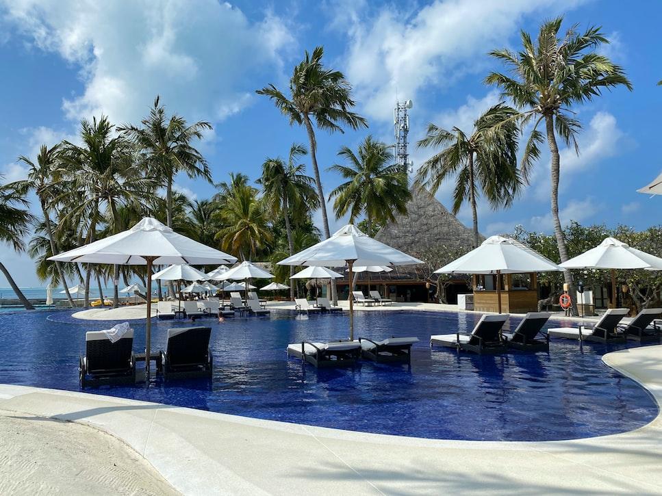 Alif atol. Maldives