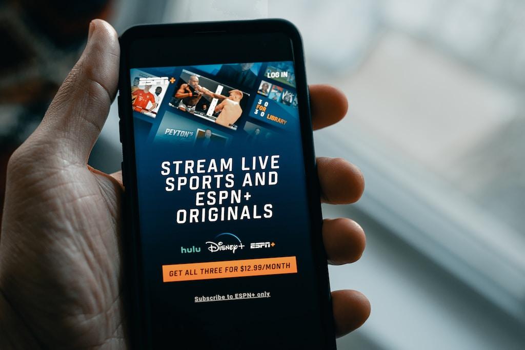 Stream live sports with ESPN PlusVia techdaily.ca | #streaming #hulu #netflix #amazonprime #espn