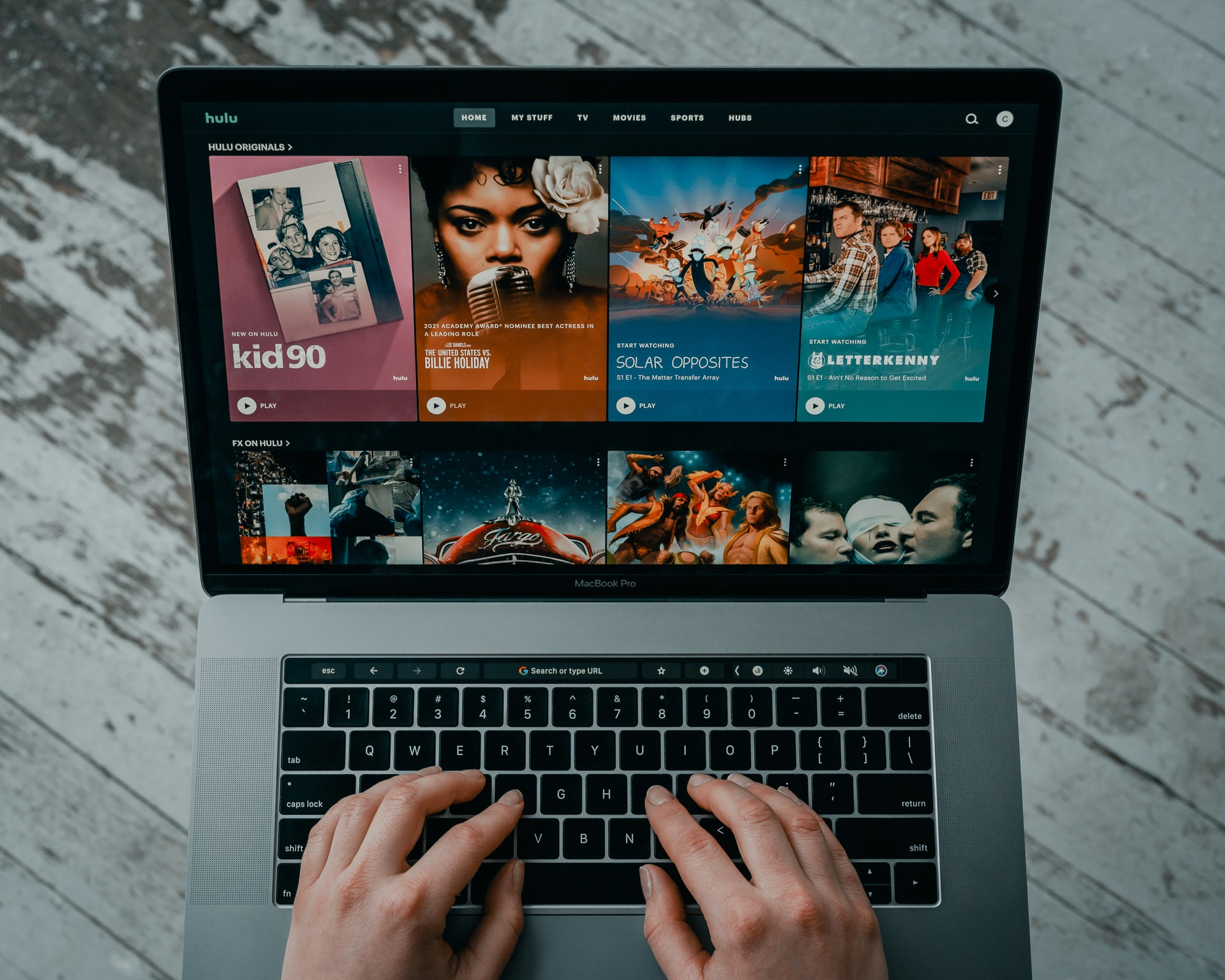 Binge your favourite shows and movies with Hulu!   Via techdaily.ca | #streaming #hulu #netflix #amazonprime #espn