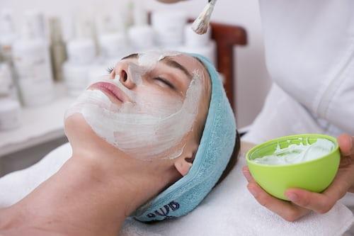 skincare routine for women -Exfoliation