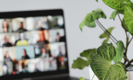 How to create a positive work environment when your team is working online