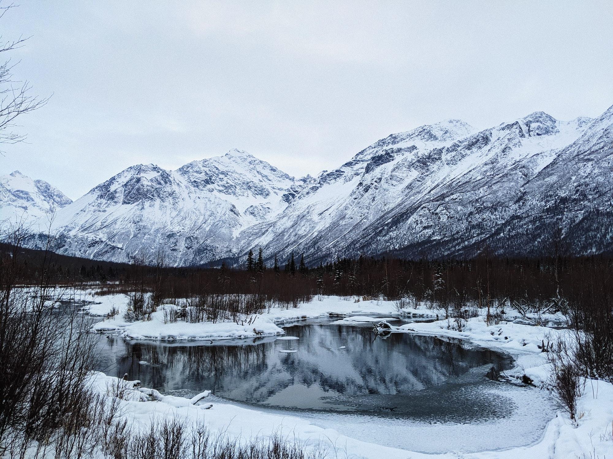 travel to Anchorage Alaska