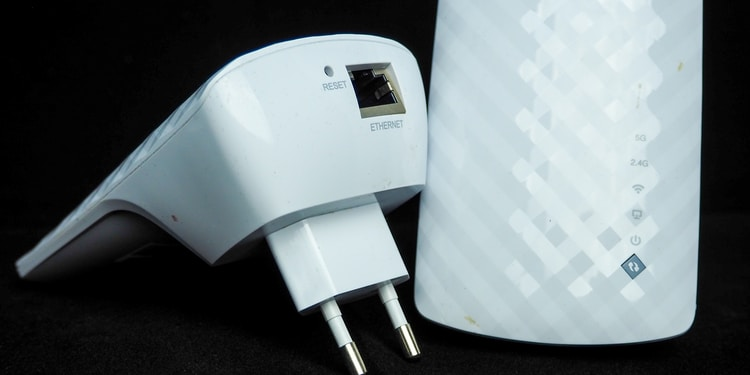 white and silver electronic device