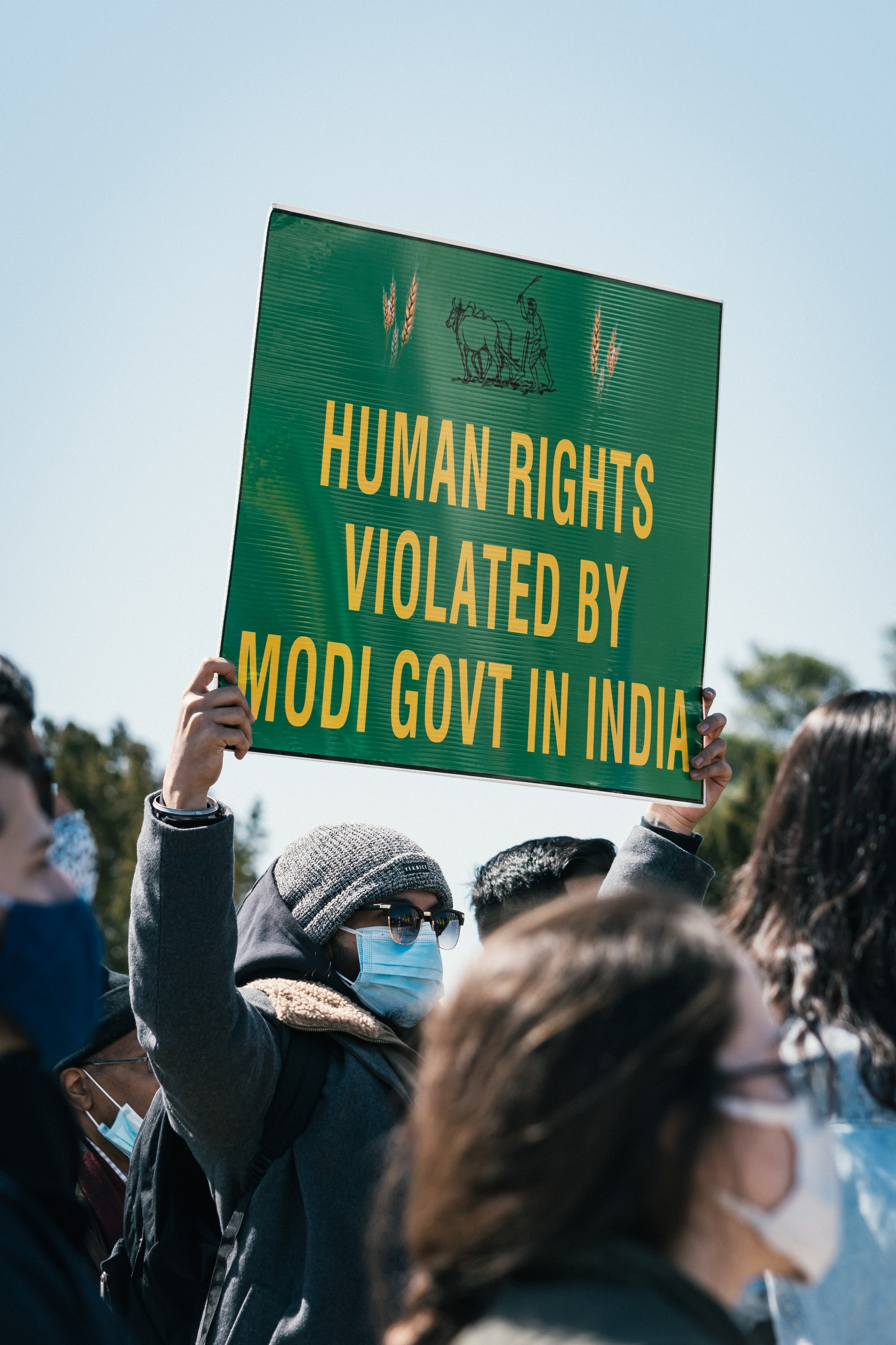 Human Rights Violated by Modi Govt in India