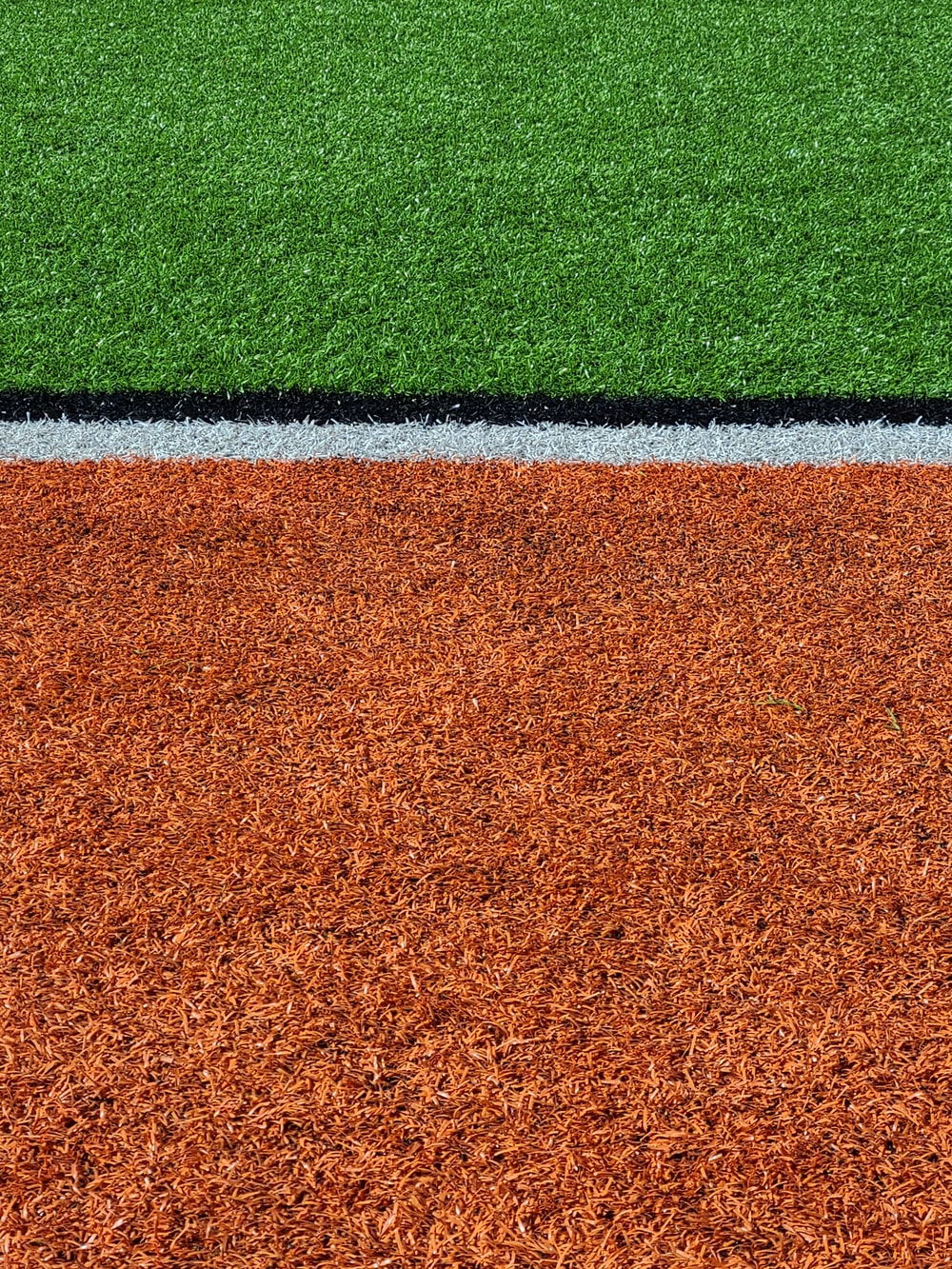 brown and green grass field