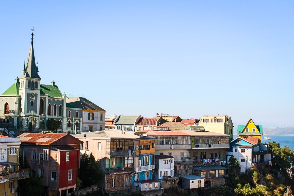 houses and buildings under blue sky during daytime