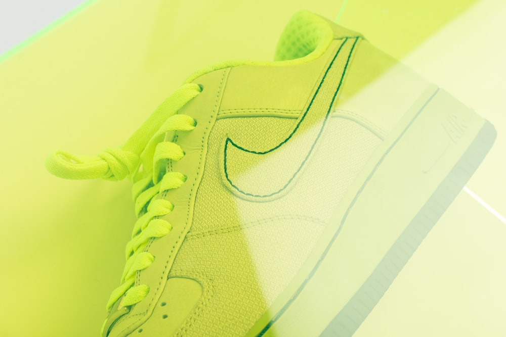 white nike air force 1 shoe