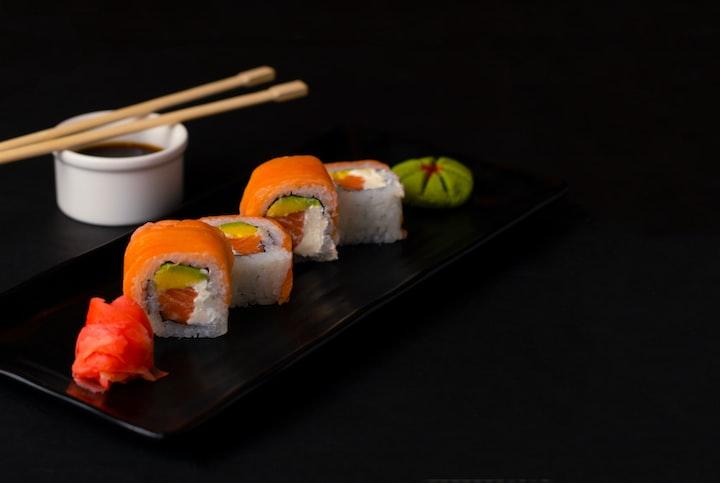 Sushi: The National Dish of Sami-land...