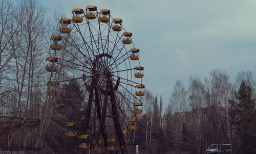 radiation chernobyl facts