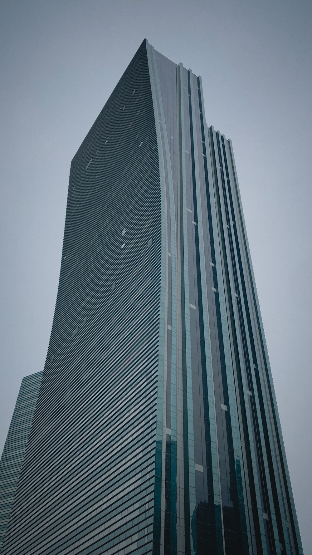 black high rise building during daytime