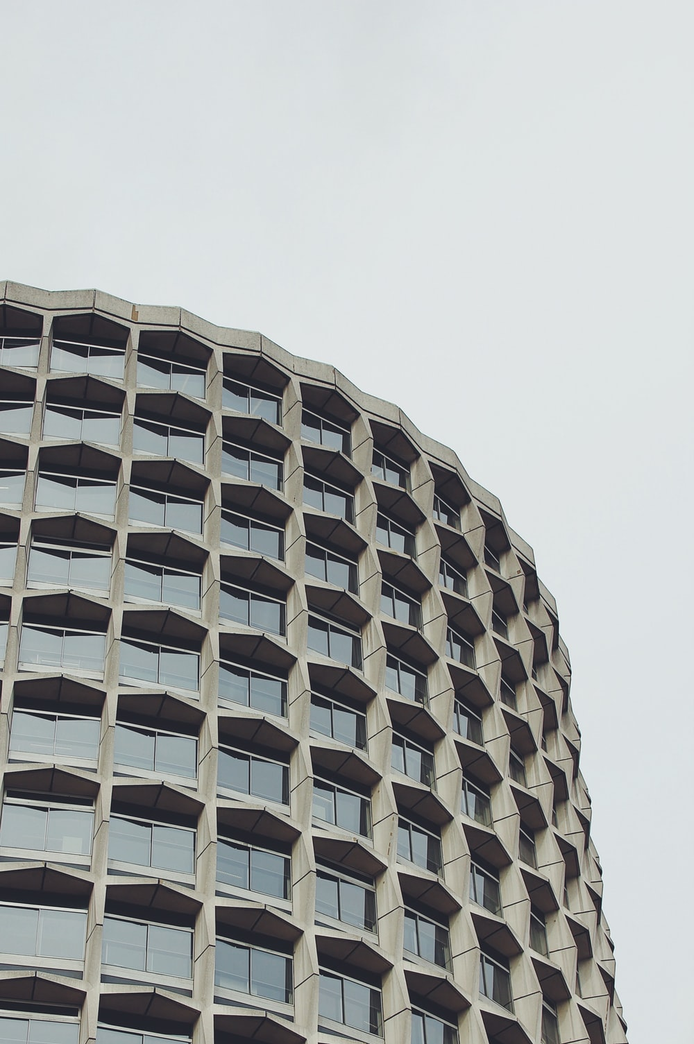 gray concrete building during daytime