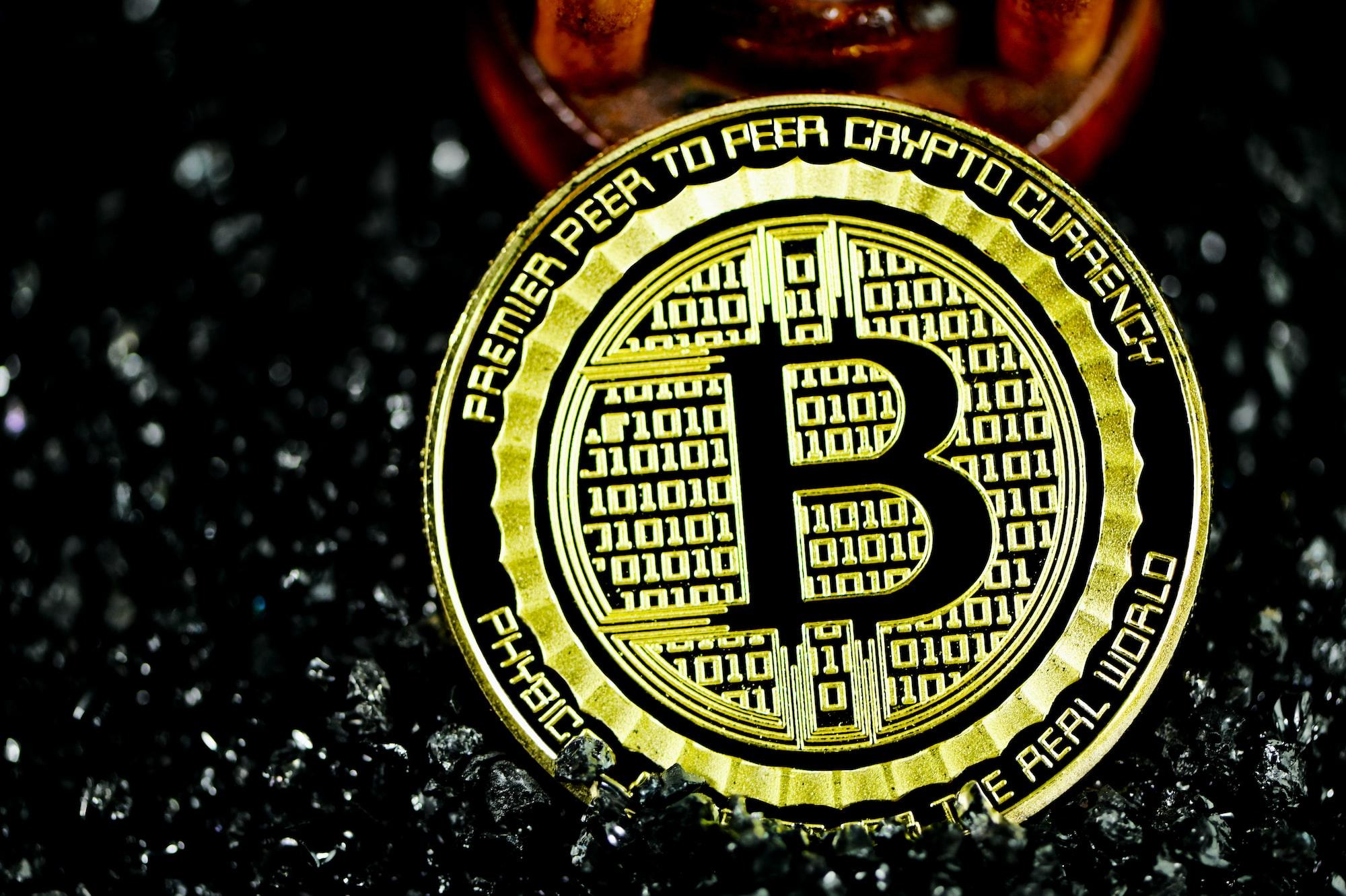 ความยากในการขุด Bitcoin ทำสถิติสูงสุดในรอบ 7 ปี