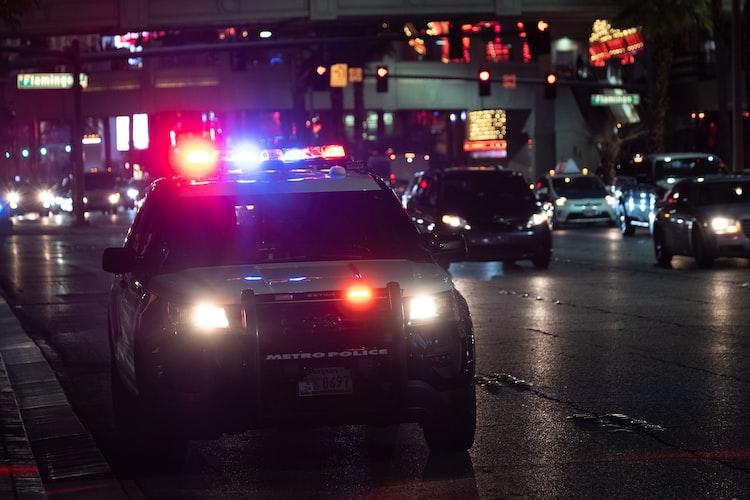 Voiture de police. | Photo : Shutterstock