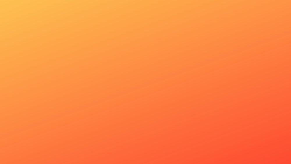 orange and blue color illustration