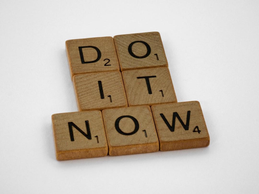 Benefits of stopping procrastination ...