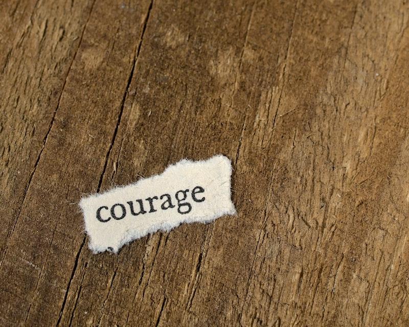 【書語#4】《被討厭的勇氣》|幸福無他,勇氣而已(序)