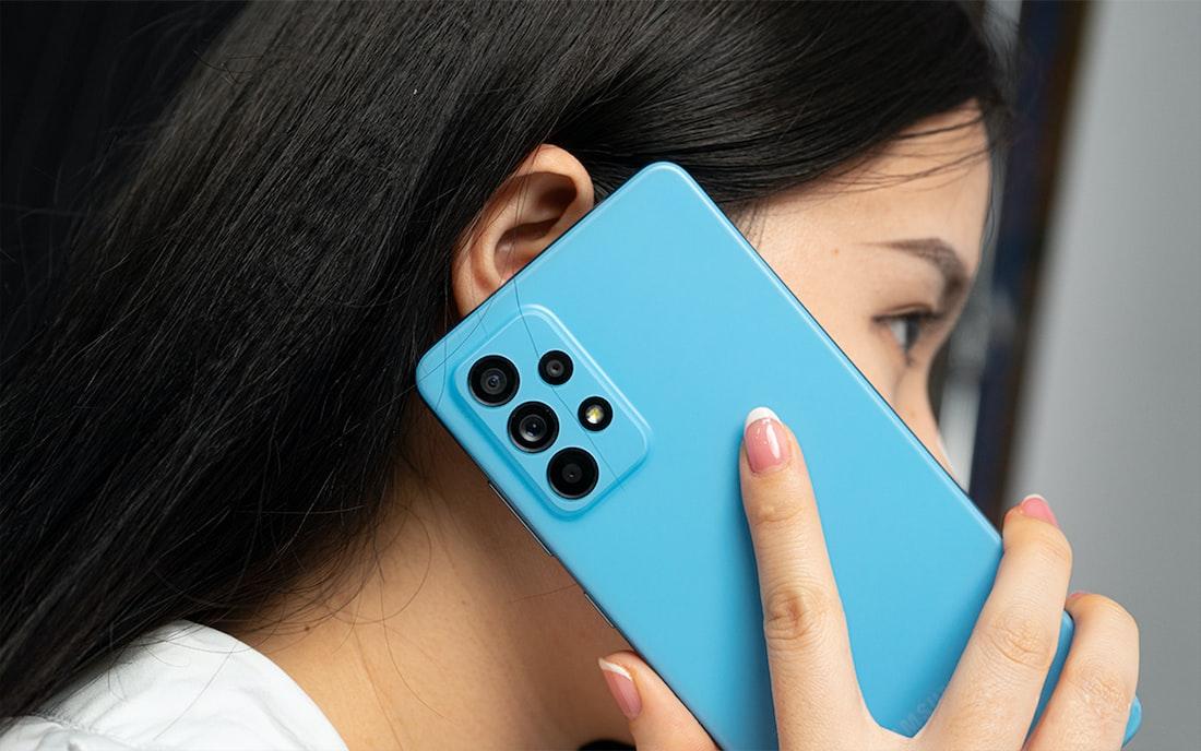 مميزات وسلبيات ومواصفات هاتف samsung a52 وكم سعر Galaxy A52