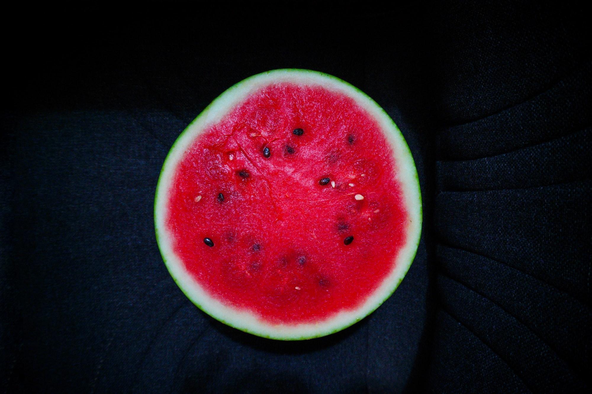 era nadar em melancias