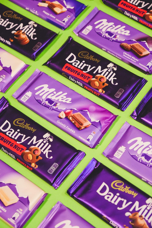cadbury dairy milk chocolate bar