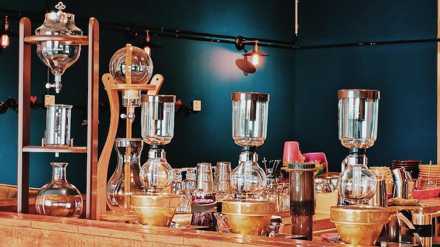 Filter Espresso & Brew Bar