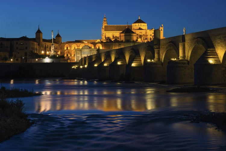 Mosque-Cathedral of Cordoba, Spain, Iconic Landmarks in Europe
